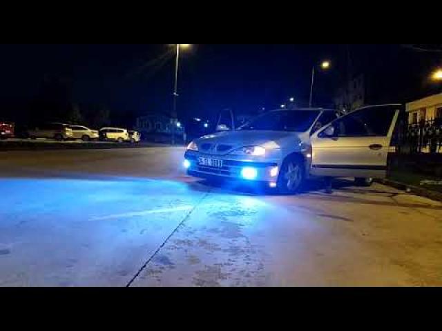 Buz Mavisi Led Xenon