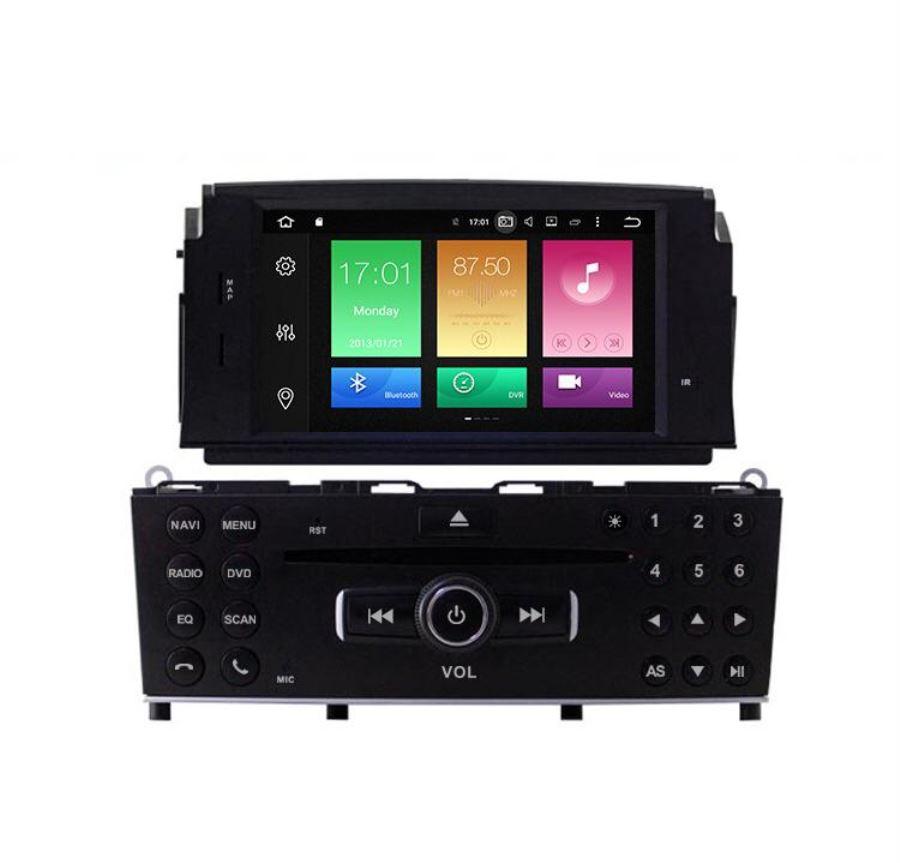 Android 10.0 MTK 8227 2+16G Benz C  (dvd yok) Multimedya Navimex