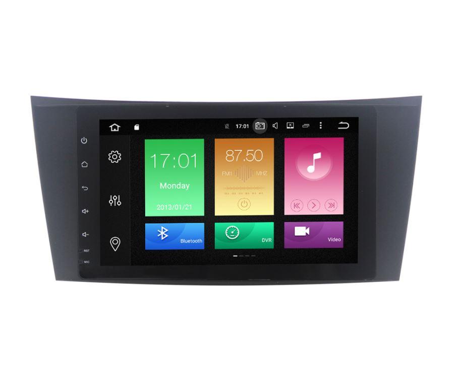 Android 10.0 MTK 8227 2+16G Benz W211 2002-2008 Multimedya Navimex